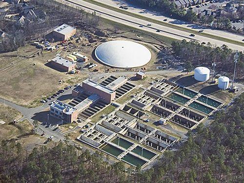 Water Treatment for Municipality